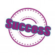 Success — Vector de stock #40993917