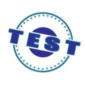 Test — Stock Vector
