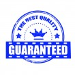 Stock Vector: Guaranteed