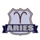 Aries — Vector de stock