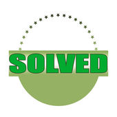 Solved — Stock Vector