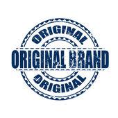 原来的品牌 — 图库矢量图片