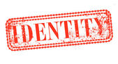 Identity stamp — 图库矢量图片