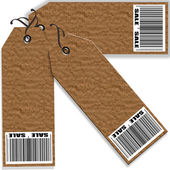 Set coupon stamp — Stock Vector