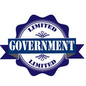 Government stamp — Stockvector