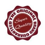 The original brand guaranteed stamp — Stock Vector #47203253