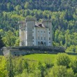 Aymavilles Castle - Aosta Valley - Italy — Stock Photo