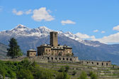 Castle of Sarre - Aosta Valley - Italy — Stock Photo