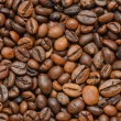 Coffee beans roasted — Stock Photo
