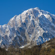 Mont Blanc - Valle d'Aosta — Stock Photo #30469123