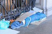 Homeless — Foto Stock
