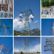 Power Distribution and Energy — Stock Photo