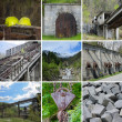 Stock Photo: Mines Traversell- Piedmont