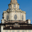 Church of San Lorenzo, Turin, Italy — Stock Photo