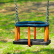 Swing for children — Stock Photo