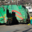 Municipal garbage collector — Stock Photo #30475651