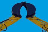 Mekanik kürek — Stok fotoğraf