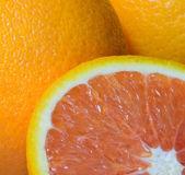 Naranja pomelo — Foto de Stock