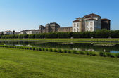 Reggia di Venaria Reale Royal Palace near Turin, Italy — Stock Photo