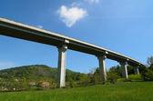 Elevated highway — Stock Photo