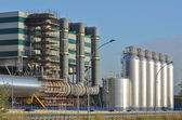 Cogeneration power plant — Stock Photo