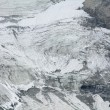 Glacier in the high altitude — Stock Photo