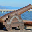 Stock Photo: Historic cannon