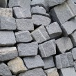 Foto Stock: Granite cubes