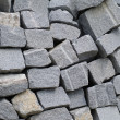 Granite cubes — Stock Photo