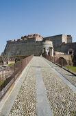 Priamar fortress of Savona — Stock Photo