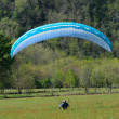 Paragliding — Stock Photo #31056881