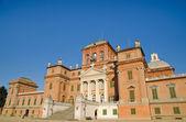 Royal Castle of Racconigi — Stock Photo