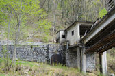 Disused mines in Piedmont — Stock Photo