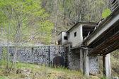 Disused mines in Piedmont — Stock Photo