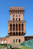 Tower of Pollenzo — Stock Photo