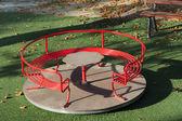 Carousel wheel — Stock Photo