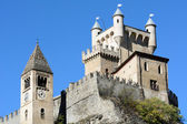 Castle of Saint Pierre — Stock Photo