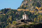 Shrine of Rochefort - Valle d'Aosta - Italy — Foto Stock
