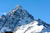 The Monviso - 3,841 s.l.m. — Stock Photo