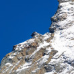 Постер, плакат: Glaciers of Monte Rosa