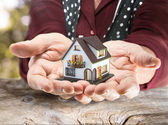 Heredity concept, Legacy Real Estate — Stock Photo