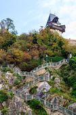 Schlossberg of Graz — Stock Photo