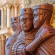 Stock Photo: Tetrarchs