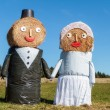 Marriage Tradition in Bavaria   — Stock Photo