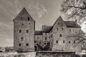 Castle Brennhausen — Stock Photo