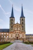 Medieval City of Bamberg — Stock Photo