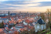 Mittelalterliche stadt bamberg — Stockfoto