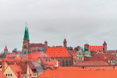 Medieval City of Bamberg — Stock Photo