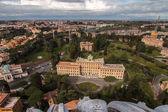 Vatikanische gärten — Stockfoto