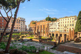 Excavations of Ancient Rome — Stock Photo